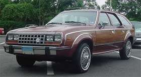 amc eagle ugliest cars