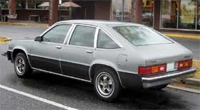 chevrolet citation ugliest cars