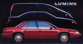 chevrolet lumina lineup ugliest cars