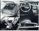 Datsun 240-Z classic ad press photos media kit.