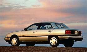 oldsmobile achieva ugliest cars