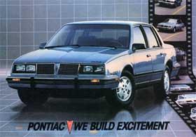 pontiac 6000 ugliest cars